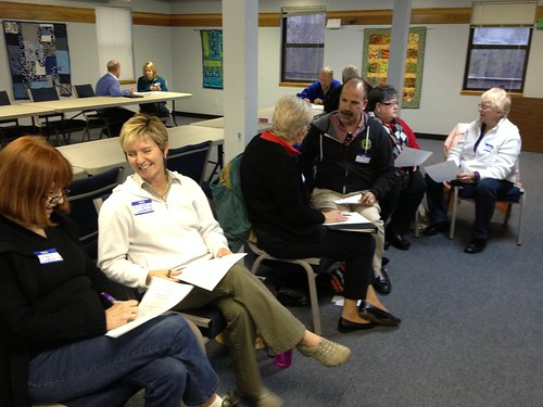 <p>Executive Council members begin the annual St. George's weekend with an overnight retreat...</p>
