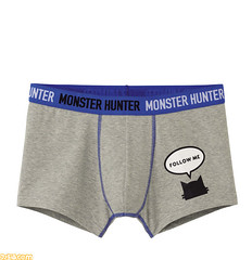 """Monster Hunter Briefs 3 • <a style=""""font-size:0.8em;"""" href=""""http://www.flickr.com/photos/66379360@N02/8692566614/"""" target=""""_blank"""">View on Flickr</a>"""