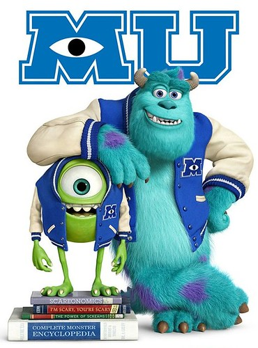 MU, Monsters University