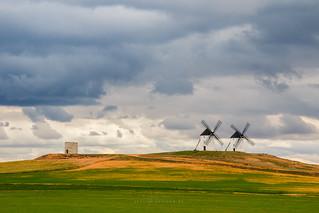 Molinos en Castilla La Mancha