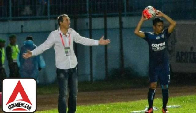 #Bola: Pemain Arema Kaget Namanya Dipanggil Timnas Lawan Malaysia