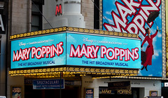 Mary Poppins @ New Amsterdam Theatre on Broadway