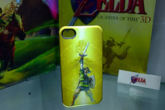 "Zelda: Ocarina of Time Case • <a style=""font-size:0.8em;"" href=""http://www.flickr.com/photos/66379360@N02/7360900950/"" target=""_blank"">View on Flickr</a>"
