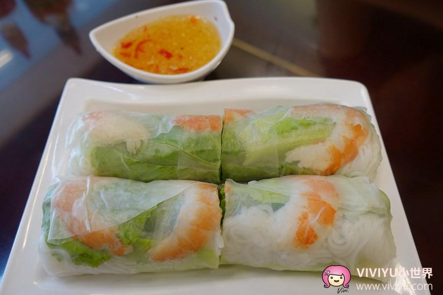 [桃園.美食]越河美食館.巨無霸份量~越南特色菜.平價又好吃 @VIVIYU小世界