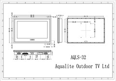 """AQLS-32- Outdoor LCD TV • <a style=""""font-size:0.8em;"""" href=""""http://www.flickr.com/photos/67813818@N05/7258543644/"""" target=""""_blank"""">View on Flickr</a>"""
