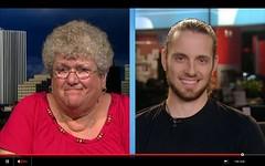 Karen Klein (bullied bus monitor) and Max Sido...