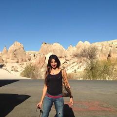 Actress Sanjjanaa holiday in Capadokiya (18)