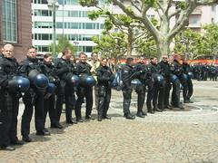 Blockupy - Reclaim Real Democracy *