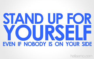 stand-up-for-yourself