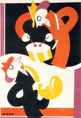 """Designs by Kurazo Murota: Poster, 1928 • <a style=""""font-size:0.8em;"""" href=""""http://www.flickr.com/photos/66379360@N02/7105855833/"""" target=""""_blank"""">View on Flickr</a>"""
