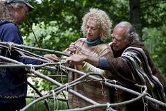 Robert Larkin and Anita Strandmark