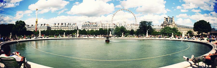 2016.8.28 | 看我的歐行腿| 法國巴黎凱旋門、香榭麗舍間的歷史之道 10