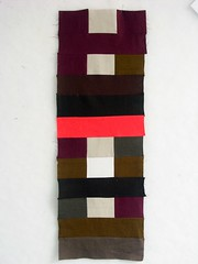 I Ching Modern Quilt blocks