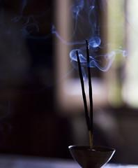 Image result for agarbatti smoke