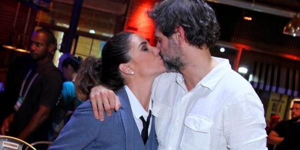"""Diretor de """"Sol Nascente"""", marido diz que público não cansa de Antonelli"""