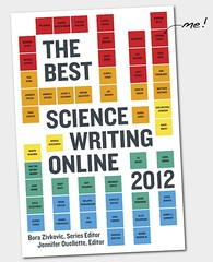 Cover: The Best Science Writing Online 2012