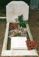 Moreton: Grave of T. E. Lawrence (Dorset)