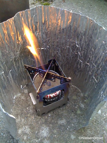 Pocket Stove and Zelphs Companion Burner