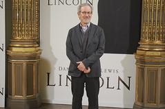 Steven Spielberg, director de la película Lincoln
