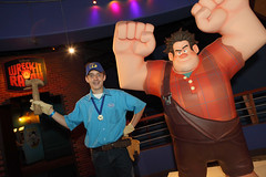 Fix-It Felix, Jr. and Wreck-It Ralph