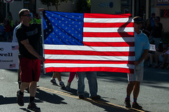 Pleasanton Veterans Day Parade, 2012