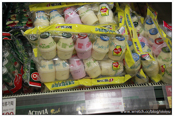 [韓國]樂天超市超好買~滿三萬韓元還可退稅! @VIVIYU小世界