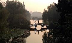 West Lake 西湖 - Yang Causeway 杨公堤