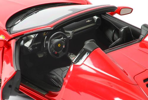 Ferrari458spyder_interno