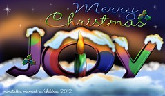 May your Christmas be filled with joy - (a sti...