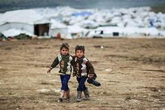 Atmeh refugee camp, Syria (Photo credit: FreedomHouse)