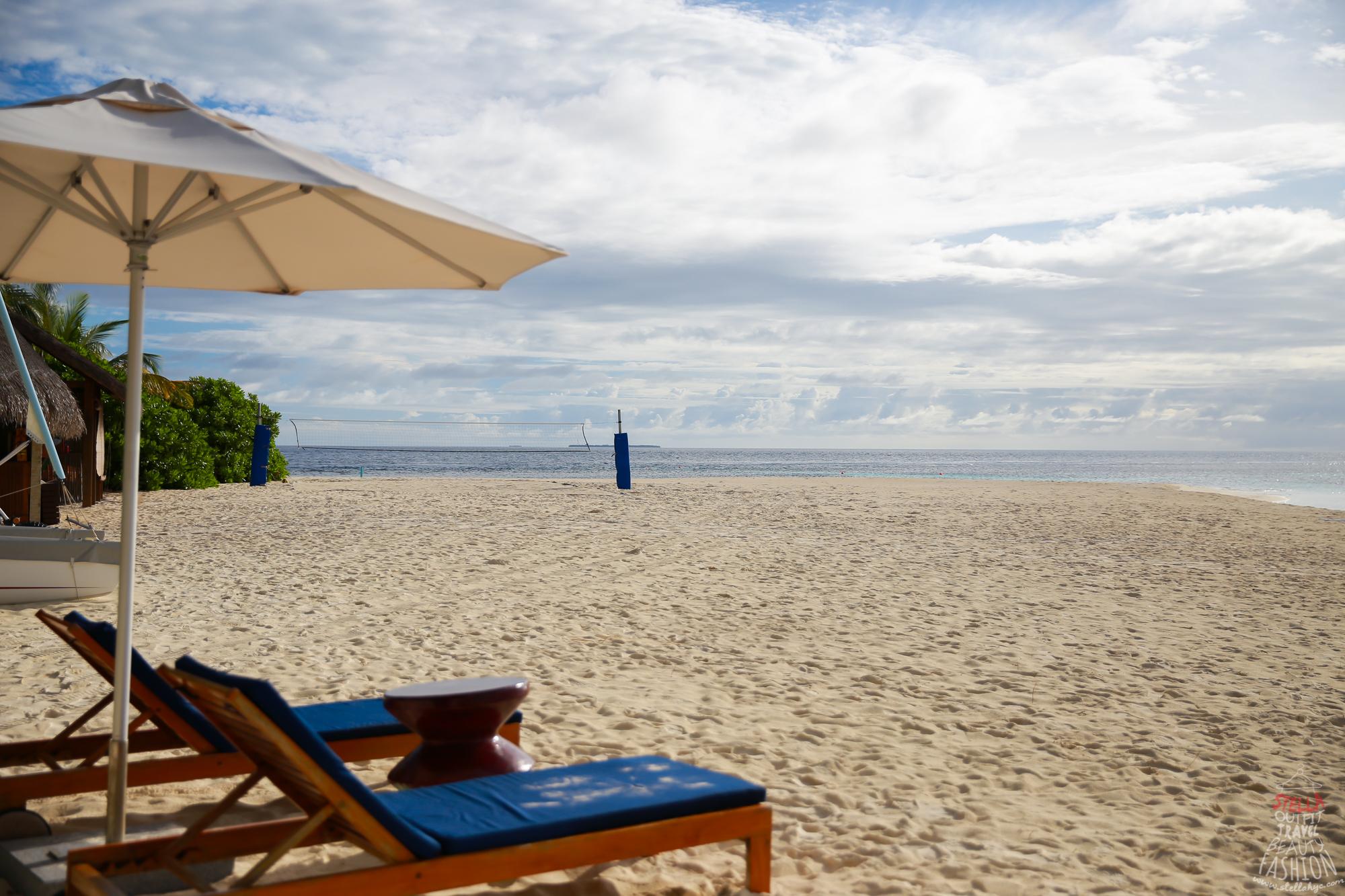 【馬爾地夫】蜜月夢幻天堂。W Retreat & Spa Maldives美夢島~全島環境導覽+水上飛機篇 - Stella 小美人。史黛拉