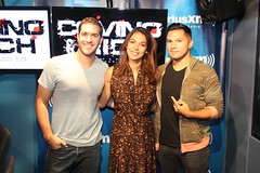 Moran Atias on the Covino & Rich Show
