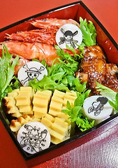 """One Piece Bento 5 • <a style=""""font-size:0.8em;"""" href=""""http://www.flickr.com/photos/66379360@N02/8428623805/"""" target=""""_blank"""">View on Flickr</a>"""