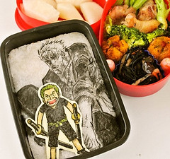 """One Piece Bento 7 • <a style=""""font-size:0.8em;"""" href=""""http://www.flickr.com/photos/66379360@N02/8429714080/"""" target=""""_blank"""">View on Flickr</a>"""