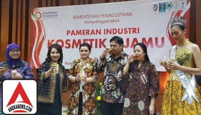 #Style: Pemerintah Kembangkan Industri Kosmetik dan Jamu