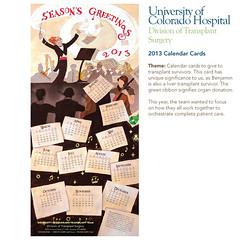 uh-2013 calendar cards