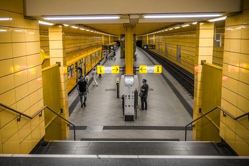Métro de Berlin