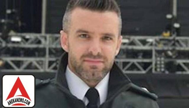 #News: Polisi Ganteng di Irlandia Diklaim Kembaran Ben Affleck