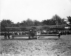 Curtiss JN-4, Reuben Fleet, first air mail