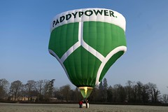 Paddy Power launch giant Lucky Pants hot air b...