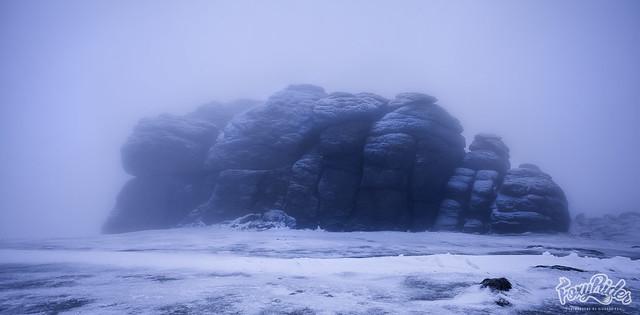 Dartmoor in the Snow