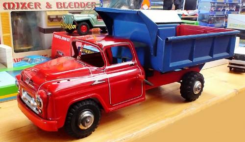 Marx USA autocarro Ford