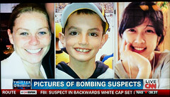 pictures of boston bombing suspects?