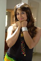 South Actress SANJJANAA Photos Set-7