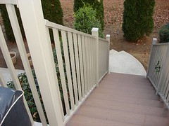 No more rotted railing! Wahoo Rail is built to last and comes with a limited-lifetime warranty.