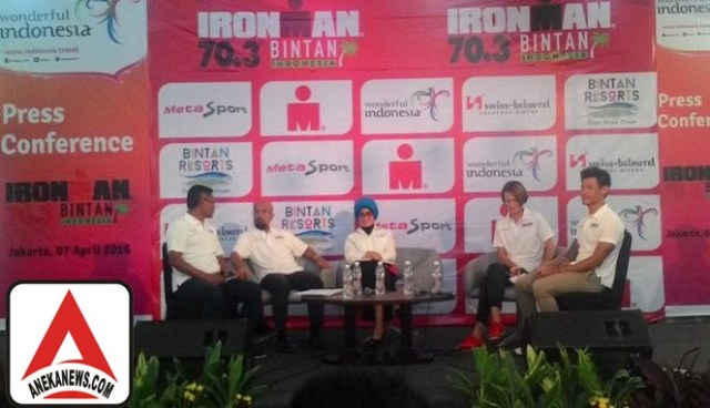 #Terkini:  Ironkids Menu Tambahan di Wonderful Indonesia Ironman Bintan