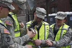 Boston Bombing Crime Scene