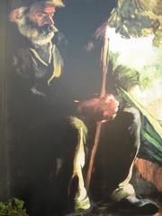 Murales-.Pastore Sardo