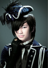"""Taketo Tanaka as Ciel Phantomhive • <a style=""""font-size:0.8em;"""" href=""""http://www.flickr.com/photos/66379360@N02/8593889466/"""" target=""""_blank"""">View on Flickr</a>"""