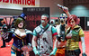 """Four Borderlands 2 cosplayers at C2E2 2013 • <a style=""""font-size:0.8em;"""" href=""""http://www.flickr.com/photos/33121778@N02/8700033711/"""" target=""""_blank"""">View on Flickr</a>"""